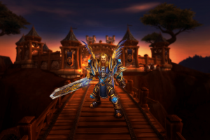 warrior world of warcraft: warlords of draenor world of warcraft paladin video games