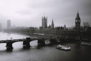 water city river architecture building monochrome urban river thames london mist photography bridge big ben