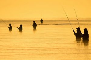water fishing outdoors fishing rod