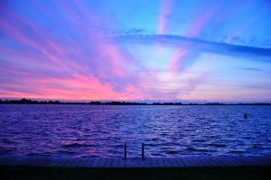 water outdoors sky
