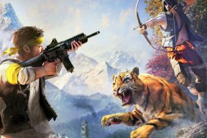 weapon far cry 4 video games