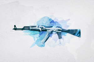 weapon simple background vulcan counter-strike: global offensive pc gaming