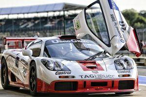 white cars race cars car mclaren vehicle supercars mclaren f1