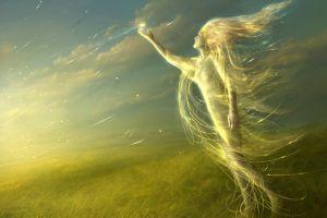wind artwork fantasy art
