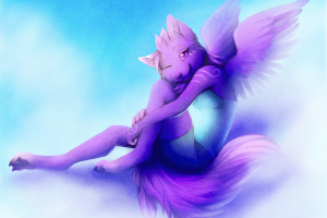 wings anthro furry