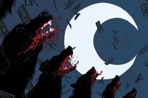 wolf moon moon knight dog cover art comic books