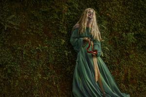 women a. m. lorek fantasy art