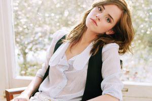 women celebrity emma watson actress