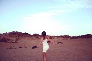 women desert women outdoors