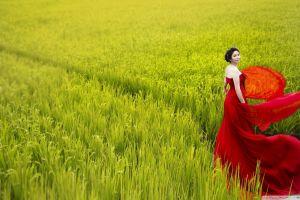 women dress red dress asian