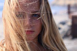 women face model