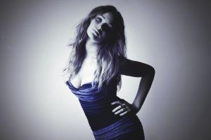 women jennifer lawrence actress blonde