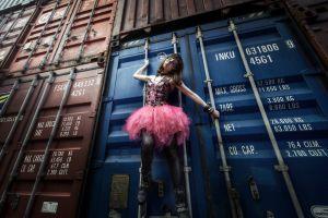 women model container