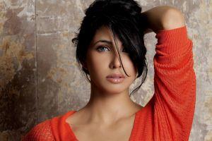 women model face