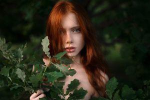 women outdoors women model redhead