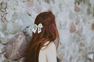 women redhead hair