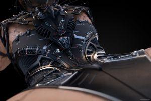 women science fiction legs