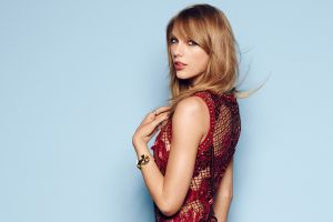 women simple background celebrity singer dress taylor swift