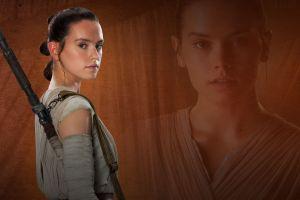 women star wars actress daisy ridley star wars: the force awakens brunette