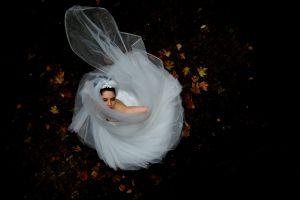 women wedding dress model brides photography