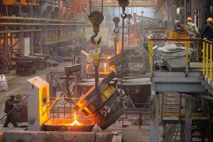 workers industrial factory