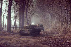 world of tanks m26 pershing wargaming