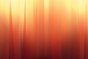 yellow gradient orange red digital art abstract