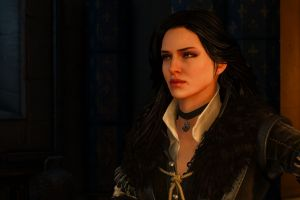 yennefer of vengerberg the witcher 3: wild hunt yennefer