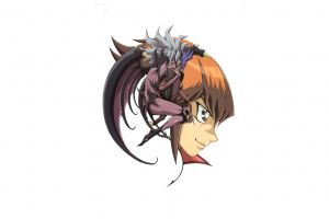 yu-gi-oh face anime simple background
