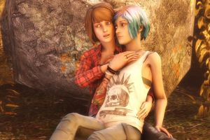 yuri life is strange chloe price max caulfield