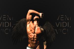 zyzz bodybuilding zyzz veni vidi vici