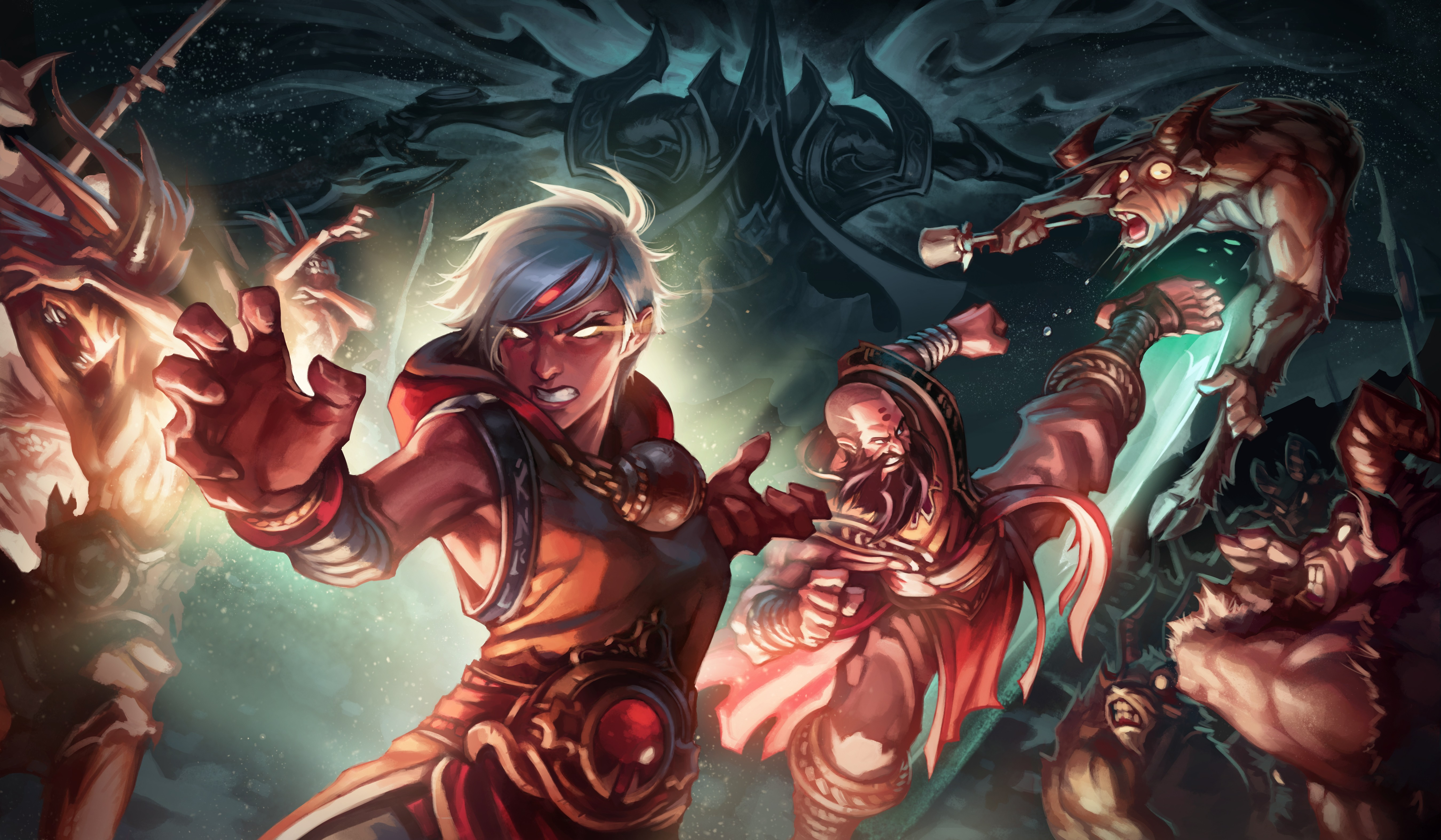 video games pc gaming diablo iii fan art diablo