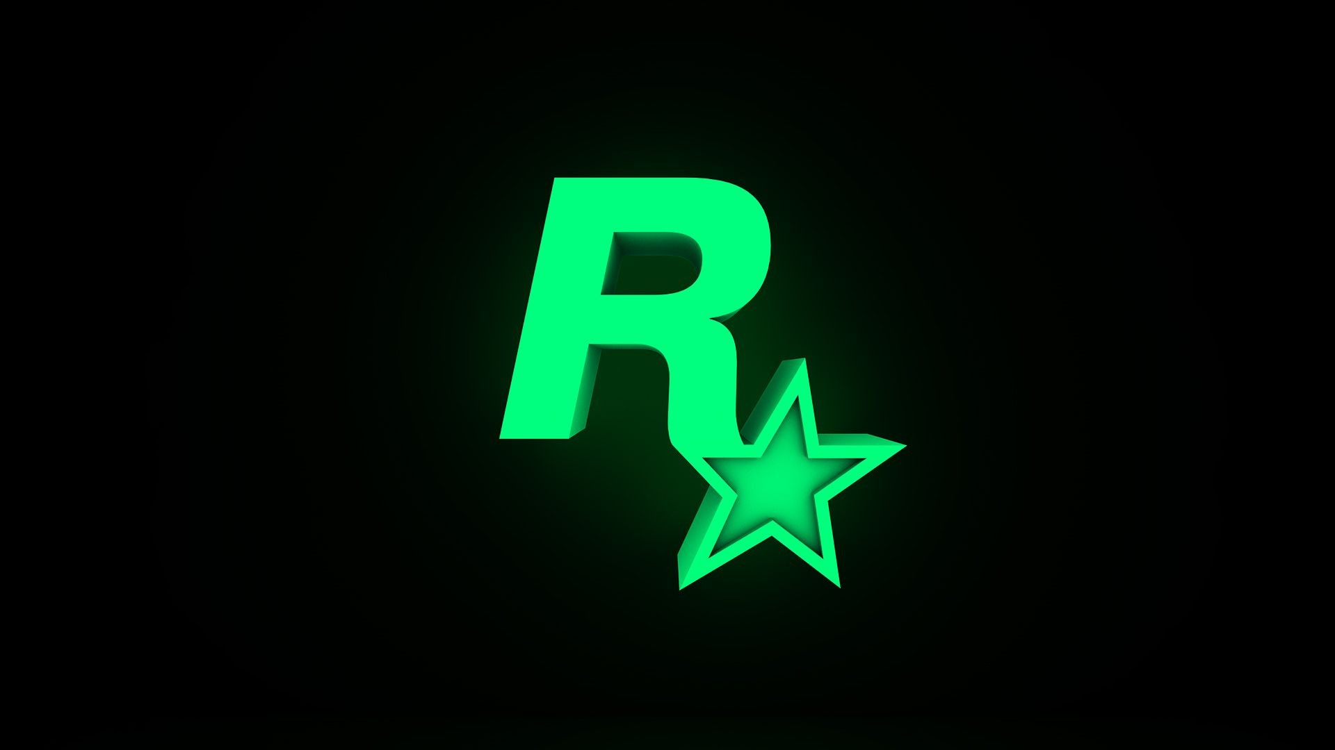 video games rockstar games logo